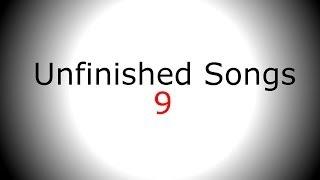 السوداوي البيانو والغناء دعم المسار - التي لم تكتمل الأغنية رقم 9