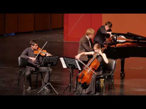 Moscow Tchaikovsky Conservatory Trio   Final   2016
