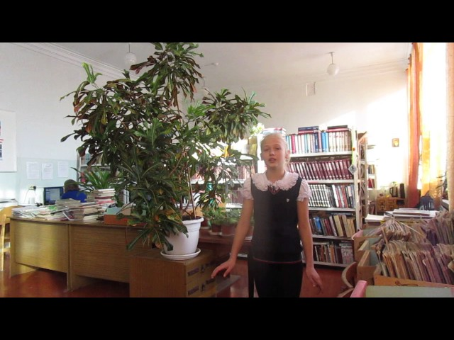 Изображение предпросмотра прочтения – ВикторияЗлобина читает произведение «Руслан и Людмила» А.С.Пушкина