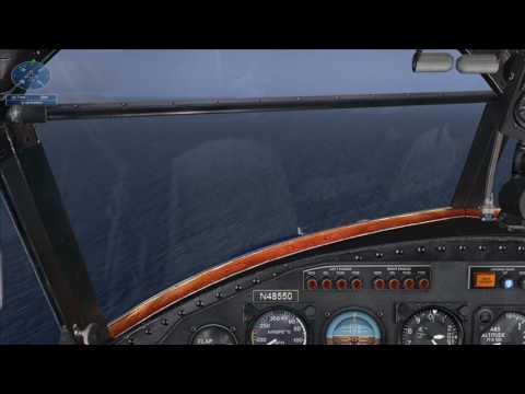 FSX - Transportflug auf den Aleuten [#44][GER]