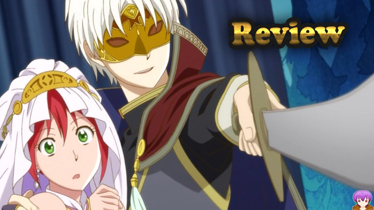 Snow White With The Red Hair Episode 12 Anime Finale Review Can T Wait For Season 2 赤髪の白雪姫
