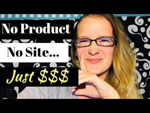 Make Money Online Fast Without A Product Or Website
