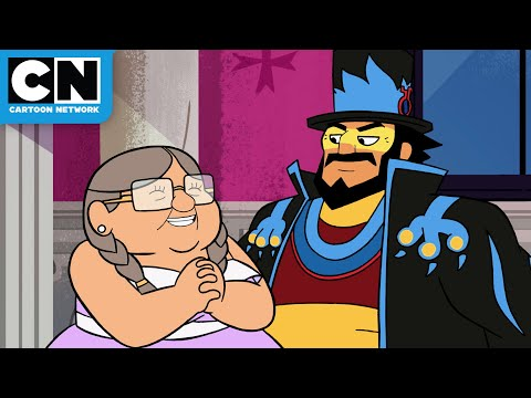 The Return of Tez   Victor and Valentino   Cartoon Network
