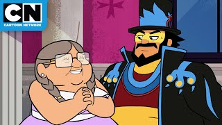 The Return of Tez | Victor and Valentino | Cartoon Network