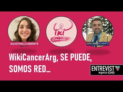 🎙️ Agustina Clemente 💪  Comunidad WikiCancerArg - Se puede. Somos red 🚀