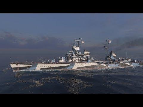World of Warships: Kirov - A Long Range Problem