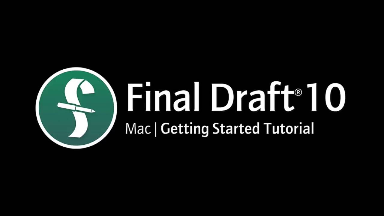 final draft 11 free download full version mac