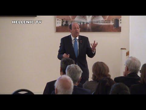 Cyprus, the EU and the Estern Mediterranean-Evripides Euriviades 5.11.15