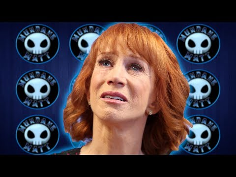 Kathy Griffin tries to pull victim card after beheaded Trump image blowback