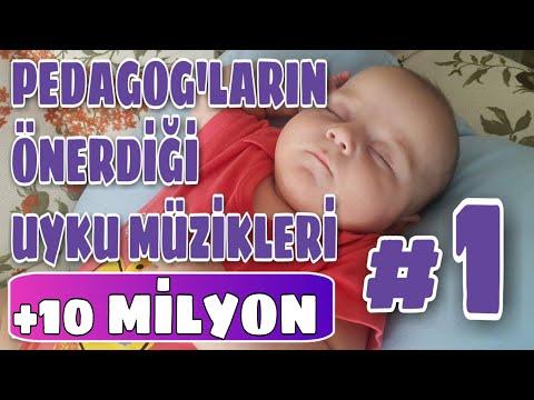 Pedadogların Önerdiği 5 Dakikada Uyuma Garantili Müzik Albümü #1 ★ Baby Sleep Music