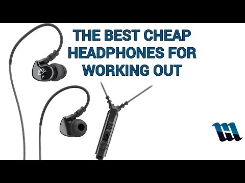 MEElectronics Sport-Fi M6P Headphones Review: Best CHEAP Headphones/Earbuds for Working Out