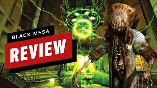 Black Mesa Review (Video Game Video Review)