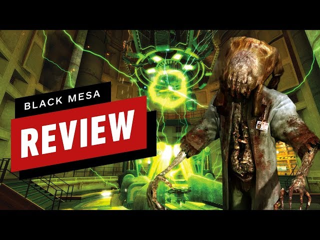 Black Mesa Review