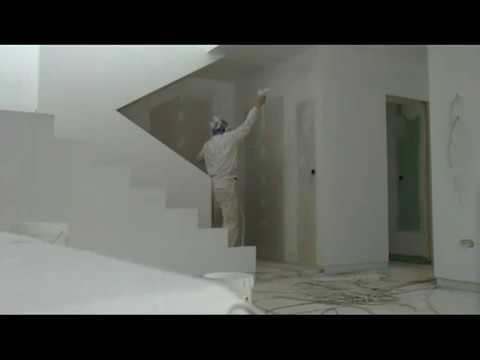 enduit mural loft b ton cir doovi. Black Bedroom Furniture Sets. Home Design Ideas