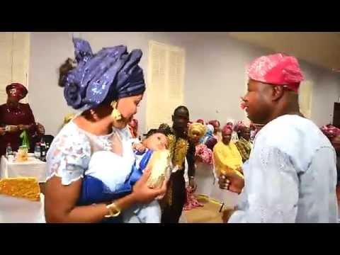 Princess Zahra Opeyemi Ganiyu Naming Party Clips