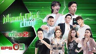 Nhanh Như Chớp Mùa 2 | Tập 03 Full HD: Trường Giang-Hari Won Vỡ Oà Khi Khaly Giành 20 Triệu Đầu TIên