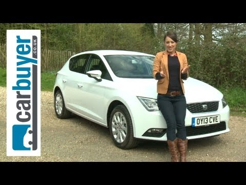 SEAT Leon hatchback 2013 review - CarBuyer