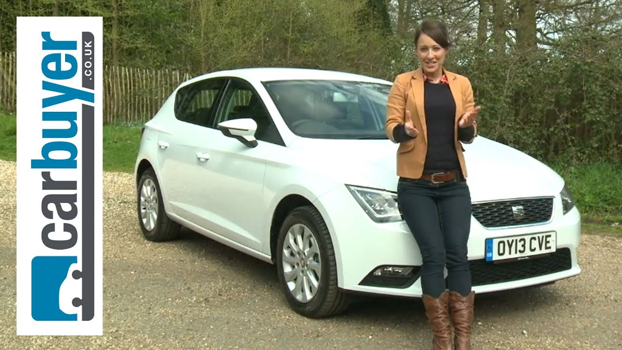 Seat Leon Hatchback 2013 Review Carbuyer Youtube