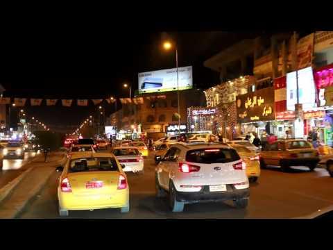 Baghdad, Iraq, Christmas 2016 - بغداد، عراق، کریسمس ۲۰۱۶ | バグダード