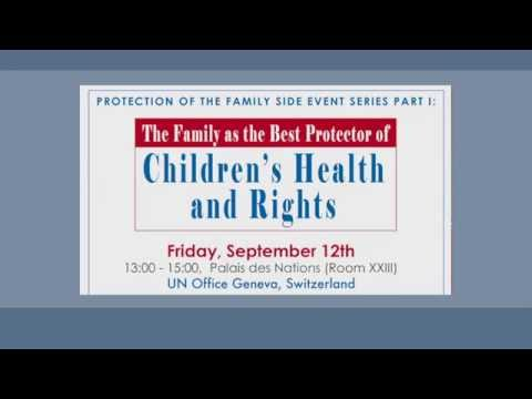 The Family and the Protection of Children: What the Research Shows