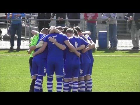 Hertford Town FC 0-1 Welwyn Garden City FC - SSML Premier Division 2016/17