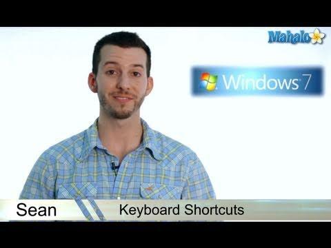 Learn Windows 7 - Keyboard Shortcuts