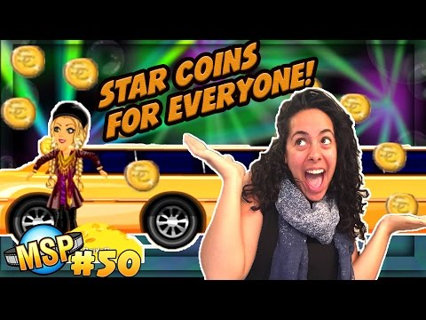 MSP Fame Booster Party! Diamond Ride + Q&A!! Movie Star Monday #50