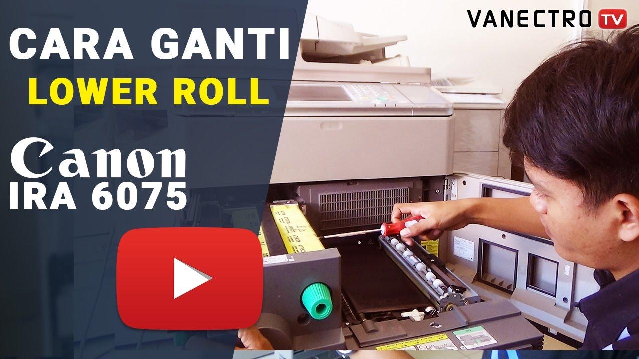 Wow Mudahnya Mesin Fotocopy Canon Imagerunner Advance 6055 6065