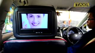 Sparkle ads in Taxi by Taximedia Thailand Thumbnail