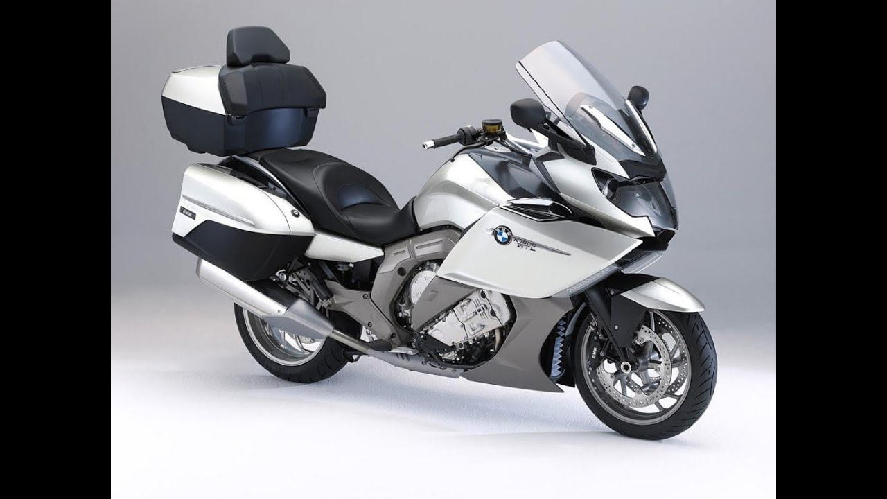world's shortest test ride of a bmw k1600gt - youtube