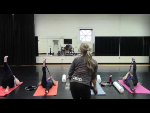 Jess's Group Pilates Class for Final