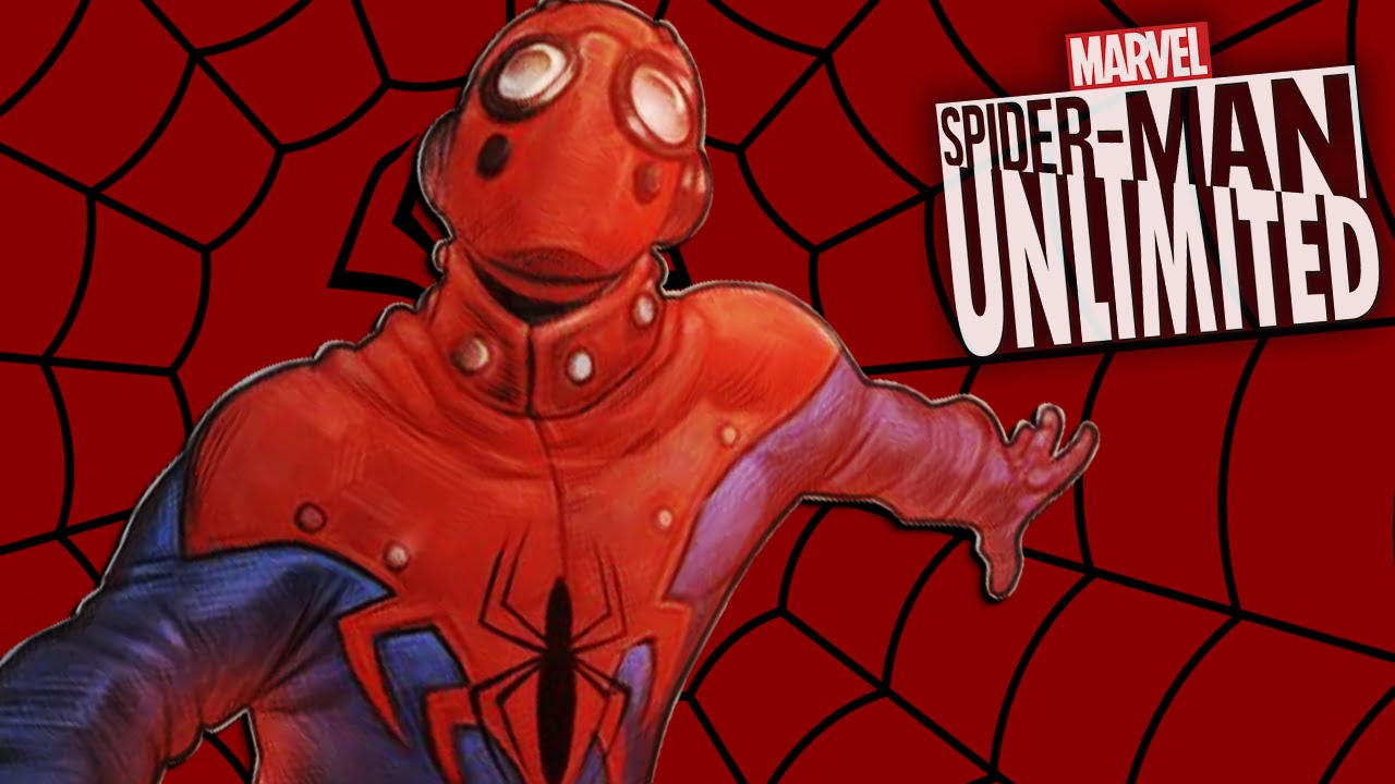 Ben: Spider-Man: Unlimited, And Spider-Man: Into The Spider-Verse