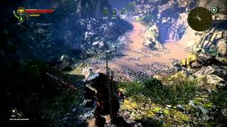 The Witcher 2 Gameplay pc HD 1080p
