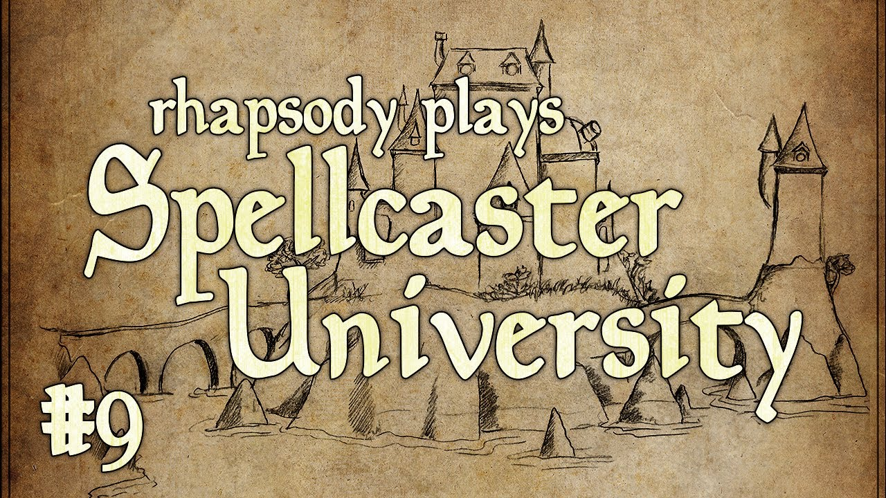 Guild of Deangoeneering | Rhapsody Plays Spellcaster University #9