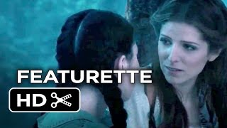 Into the Woods Featurette - Anna Kendrick's Top Ten Moments (2014) - Disney Musical HD