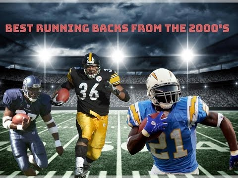 Can you guess the best running backs from the 2000s??? NFL quiz