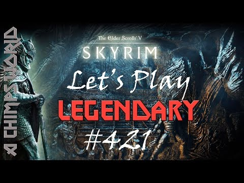 LET'S PLAY SKYRIM LEGENDARY_Part 421_Ruki and Fenrig
