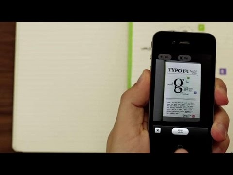 Tech Minute - Easy ways to digitize your paper classroom notes
