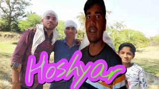 Hoshyar Sharabi Full Comedy Rohit Kurmi