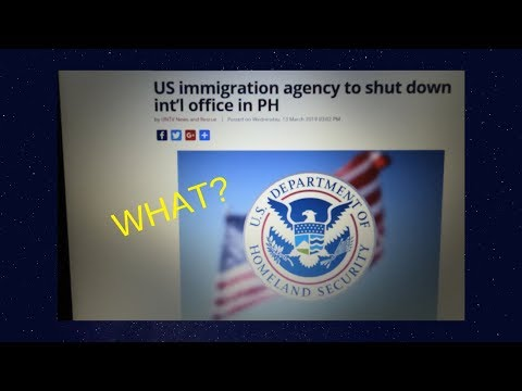 US Embassy Phillipines Closing?