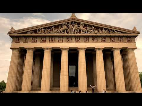 NASHVILLE: ATHENS OF THE SOUTH By Ishmael von Heidrick-Barnes