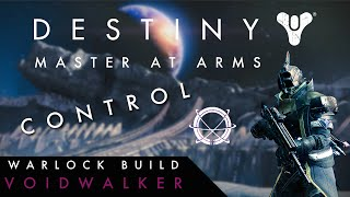 Destiny Beta Warlock Class Build Guide - Control: Void Walker Subclass - Destiny: Master At Arms