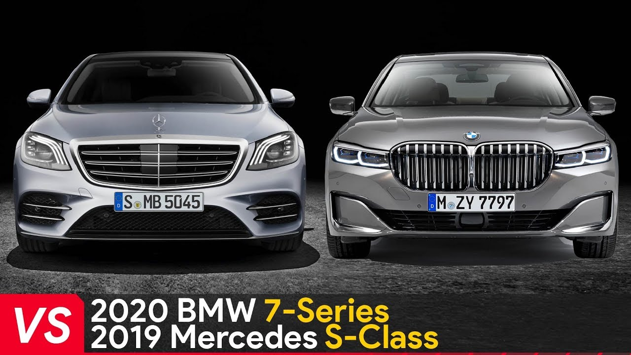 2020 Bmw 7 Series Vs 2019 Mercedes S Class Who Is The King