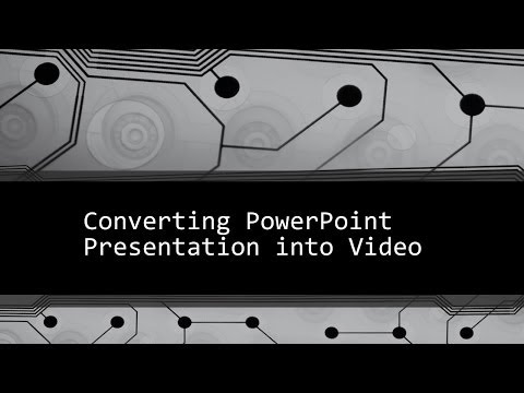 automatic slideshow powerpoint 2013