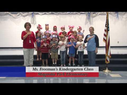 Magnolia Park Elementary School - Ms. Freeman's Class