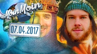 Let's Play Age Of Empires 2 HD Edition  (1v1) Florentin vs Donnie | MoinMoin mit Florentin & Donnie