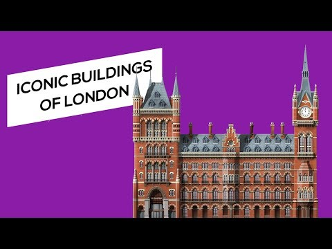 Iconic Buildings of London | London landmarks (2018)