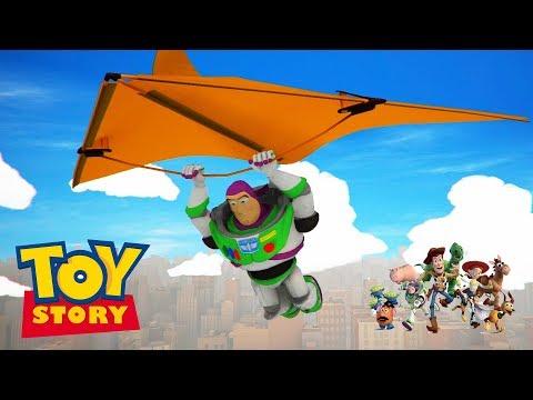 Oyuncak Hikayesi Oyununa Başlıyoruz ve Görevler Yapıyoruz (Rush A Disney 2. Bölüm)