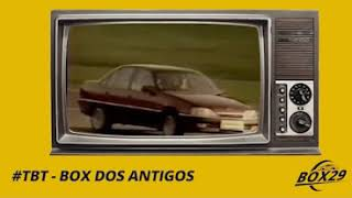 Chevrolet Omega 1992 Comercial Antigo | Box29 Garage