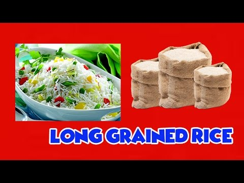 Long Grained Rice | How to Cook Long Grained Rice-Ansari Kitchen